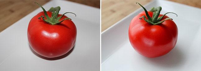 fotografii culinare pentru restaurante, cu sau fara blit